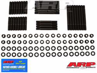 Picture of ARP SB Chevy w/18˚ Rollover Brodix 12pt head stud kit