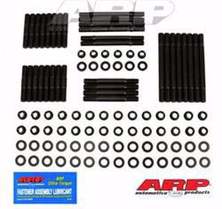 Picture of ARP SB Chevy, w/Bowtie alum and cast block, head stud kit