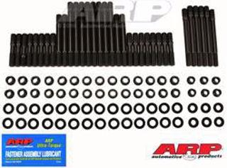 "Picture of ARP SB Chevy 18˚, 3/8"" holes 12pt undercut head stud kit"