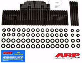 Picture of ARP SB Chevy Bowtie Block w/14˚ Pro Action head stud kit