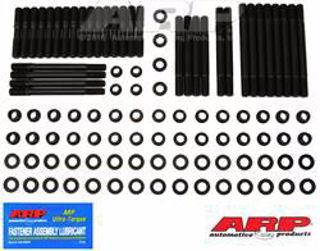 Picture of ARP SB Chevy 16º, Rodeck alum blck, 12pt u/c studs head stud kit