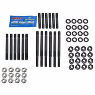 Picture of ARP SB Chevy 4-bolt w/windage tray 3.50 - 4.00 stroke main stud kit