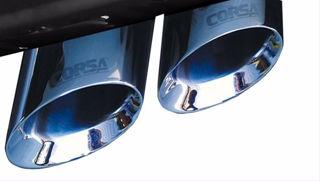 Picture of Corsa Exhaust Cat-Back For 2007-2010 GMC Yukon XL Denali (XL)  6.2L V8