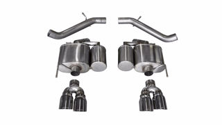 Picture of Corsa Exhaust Axle-Back For 2016-2018 Cadillac ATS V  3.6L Turbo