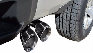 Picture of Corsa Exhaust Cat-Back For 2014-2018 GMC Sierra 1500 Crew Cab/Short Bed 5.3L V8