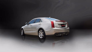 Picture of Corsa Exhaust Cat-Back For 2013-2017 Cadillac ATS ATS Coupe 2.0L