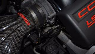 Picture of Corsa Air Intake Open Element For 2008-2013 Chevrolet Corvette C6  6.2L V8