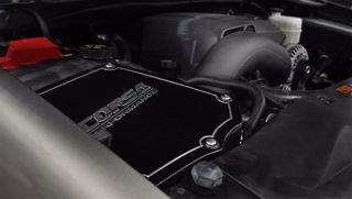 Picture of Corsa Air Intake Closed Box For 2009-2014 GMC Yukon Denali  6.2L V8
