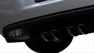 Picture of Corsa Exhaust Cat-Back For 2009-2013 Chevrolet Corvette C6  6.2L V8