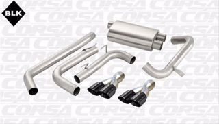 Picture of Corsa Exhaust Cat-Back For 1998-2002 Pontiac Firebird   5.7L V8 LS1