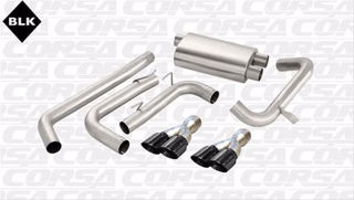 Picture of Corsa Exhaust Cat-Back For 1995-1997 Chevrolet Camaro SS Coupe 5.7L V8 LT1