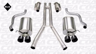 Picture of Corsa Exhaust Cat-Back For 2004-2008 Cadillac XLR   4.6L