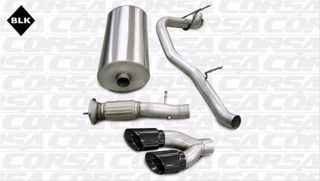 Picture of Corsa Exhaust Cat-Back For 2007-2010 GMC Yukon Denali  6.2L V8