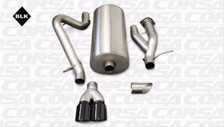Picture of Corsa Exhaust Cat-Back For 2003-2006 Hummer H2   6.0L V8