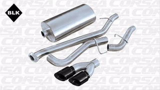 Picture of Corsa Exhaust Cat-Back For 2002-2006 GMC Yukon XL Z71  5.3L V8