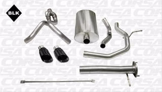 Picture of Corsa Exhaust Cat-Back For 2003-2006 Chevrolet SSR   5.3L V8