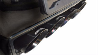 Picture of Corsa Exhaust Cat-Back For 2014-2018 Chevrolet Corvette C7 Coupe 6.2L V8