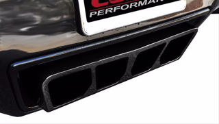 Picture of Corsa Exhaust Cat-Back For 2017-2018 Chevrolet Corvette C7 Grand Sport 6.2L V8
