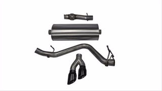 Picture of Corsa Exhaust Cat-Back For 2014-2018 GMC Sierra 1500 Regular Cab/Standard Bed 5.3L V8