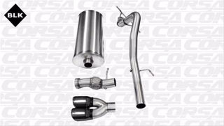 Picture of Corsa Exhaust Cat-Back For 2011-2014 GMC Yukon Denali  6.2L V8