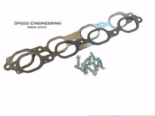 Picture of LT Exhaust Manifold Gaskets & Bolts (GM 2014+ LT1 & LT4 Engines)