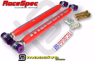 Picture of Massive Speed System Rear Lower Control Arms for Trailblazer