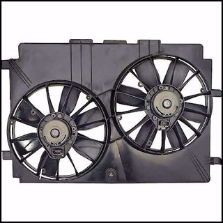 Picture of LS1 Fan Assembly for Trailblazer SS