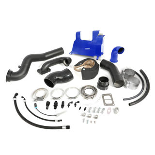 Picture of 2011-2012 Dodge / Ram Add a Turbo Kit No Turbo Candy Blue HSP Diesel