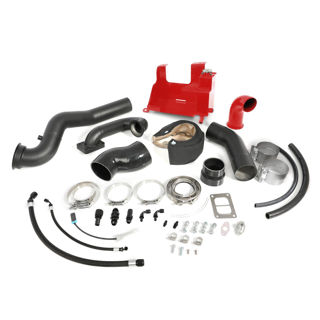 Picture of 2011-2012 Dodge / Ram Add a Turbo Kit No Turbo Blood Red HSP Diesel