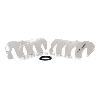 Picture of 2011-2016 Chevrolet / GMC Billet Valve Covers White HSP Diesel