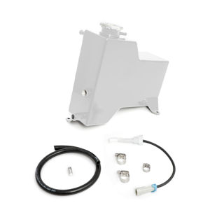 Picture of 2015-2016 Chevrolet / GMC Factory Replacement Coolant Tank White HSP Diesel