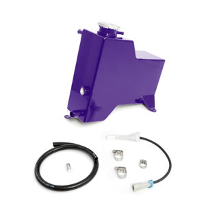 Picture of 2011-2014 Chevrolet / GMC Factory Replacement Coolant Tank Candy Purple HSP Diesel