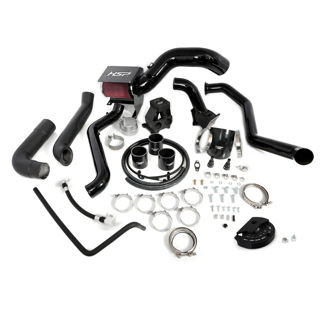 Picture of 2013-2016 Chevrolet / GMC S400 Single Install Kit No Turbo Gloss Black HSP Diesel