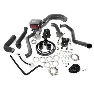 Picture of 2013-2016 Chevrolet / GMC S400 Single Install Kit No Turbo Dark Grey HSP Diesel