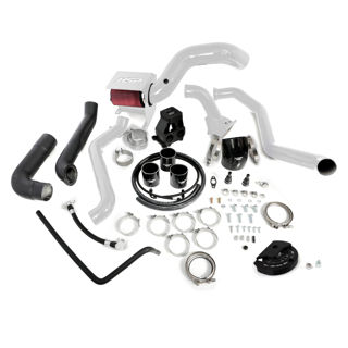 Picture of 2011-2012 Chevrolet / GMC S400 Single Install Kit No Turbo White HSP Diesel