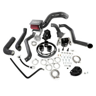 Picture of 2011-2012 Chevrolet / GMC S400 Single Install Kit No Turbo Dark Grey HSP Diesel