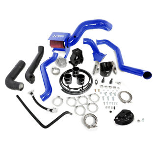 Picture of 2011-2012 Chevrolet / GMC S400 Single Install Kit No Turbo Candy Blue HSP Diesel