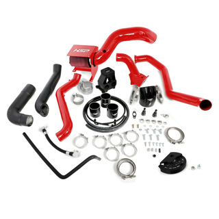 Picture of 2011-2012 Chevrolet / GMC S400 Single Install Kit No Turbo Blood Red HSP Diesel