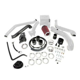 Picture of 2013-2016 Chevrolet / GMC S300 Single Install Kit No Turbo White HSP Diesel