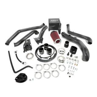 Picture of 2013-2016 Chevrolet / GMC S300 Single Install Kit No Turbo Dark Grey HSP Diesel
