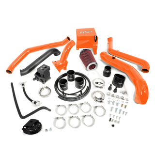 Picture of 2011-2012 Chevrolet / GMC S300 Single Install Kit No Turbo Orange HSP Diesel