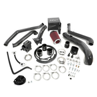 Picture of 2011-2012 Chevrolet / GMC S300 Single Install Kit No Turbo Dark Grey HSP Diesel