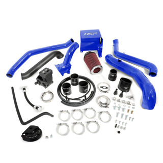 Picture of 2011-2012 Chevrolet / GMC S300 Single Install Kit No Turbo Candy Blue HSP Diesel