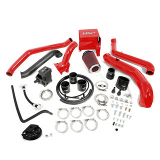 Picture of 2011-2012 Chevrolet / GMC S300 Single Install Kit No Turbo Blood Red HSP Diesel
