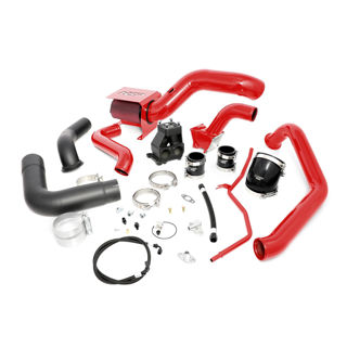 Picture of 2007.5-2010 Chevrolet / GMC S400 Single Install Kit No Turbo Blood Red HSP Diesel
