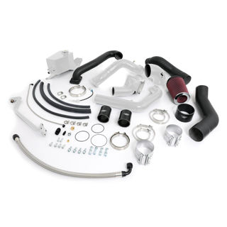 Picture of 2007.5-2010 Chevrolet / GMC Over Stock Twin Kit No Turbo Corner Location White HSP Diesel