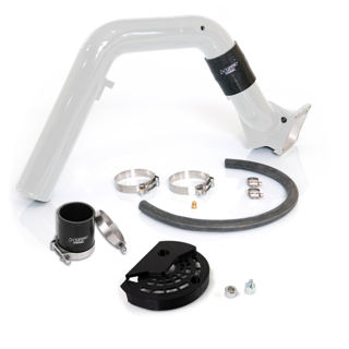 Picture of 2007.5-2010 Chevrolet / GMC Max Flow Bridge and Cold Side Tube Over Alt White HSP Diesel