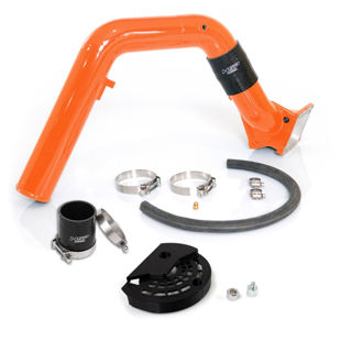 Picture of 2007.5-2010 Chevrolet / GMC Max Flow Bridge and Cold Side Tube Over Alt Orange HSP Diesel