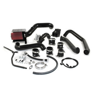 Picture of 2006-2007 Chevrolet / GMC S300 Single Install Kit No Turbo Gloss Black HSP Diesel