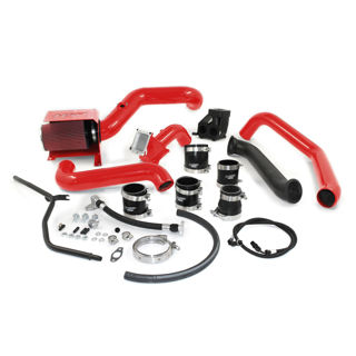 Picture of 2006-2007 Chevrolet / GMC S300 Single Install Kit No Turbo Blood Red HSP Diesel